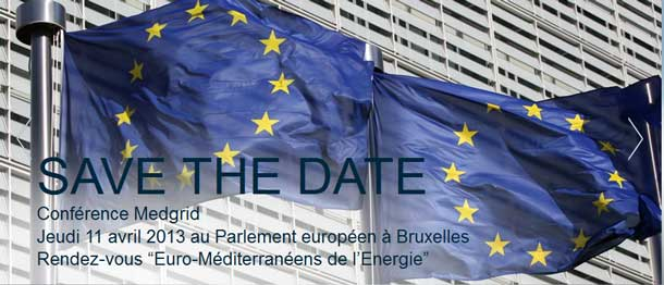 EURO-MEDITERRANEAN - RENDEZ VOUS on ENERGY