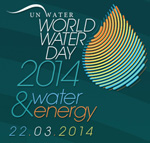 World Water Day 2014.Logo