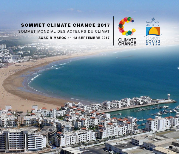 Climate Chance 2017 Summit