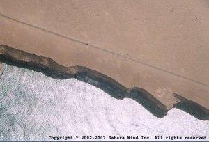 Sahara Desert Atlantic Coastline